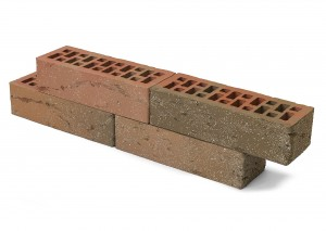 Облицовочный кирпич Браер Баварская кладка кора дуба с песком 0,7 НФ