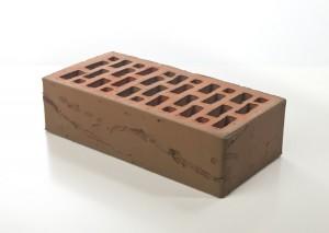 Облицовочный кирпич Браер Баварская кладка кора дуба 1 НФ