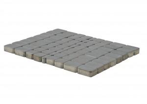 Тротуарная плитка BRAER Классико, Серый