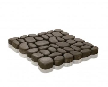 Тротуарная плитка BRAER Грин Галет, Серый