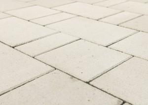 "Тротуарная плитка BRAER Старый город ""Ландхаус"", Белый"