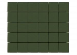 Тротуарная плитка BRAER Лувр, Травяной