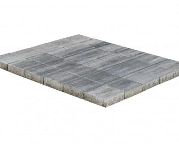 "Тротуарная плитка BRAER Лувр, Тип 7 / ""Туман"""