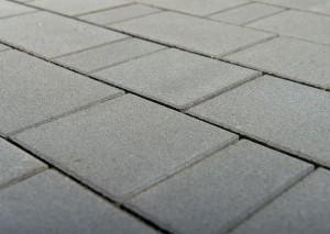 Тротуарная плитка BRAER Старый город, Серый