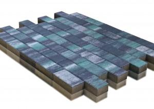Тротуарная плитка BRAER Прямоугольник, Тип  06
